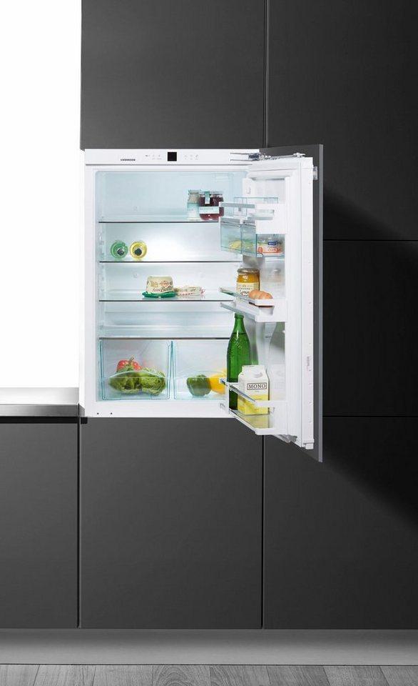 liebherr integrierbarer einbau k hlschrank ikp 1660 energieklasse a 87 2 cm hoch biocool. Black Bedroom Furniture Sets. Home Design Ideas