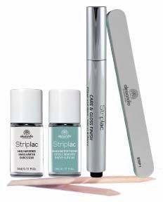7034dd175ff0a7 alessandro international Nagelpflege-Set »Striplac Therapy«, 6-tlg ...