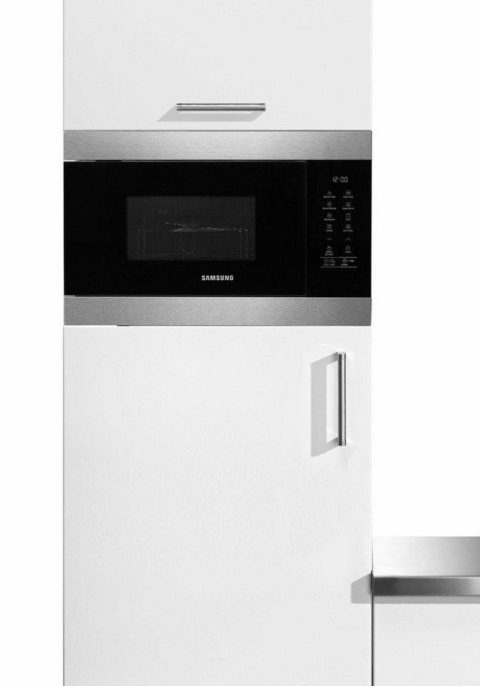samsung grill solo einbau mikrowelle mg22m8074at eg 22 liter 850 watt online kaufen otto. Black Bedroom Furniture Sets. Home Design Ideas