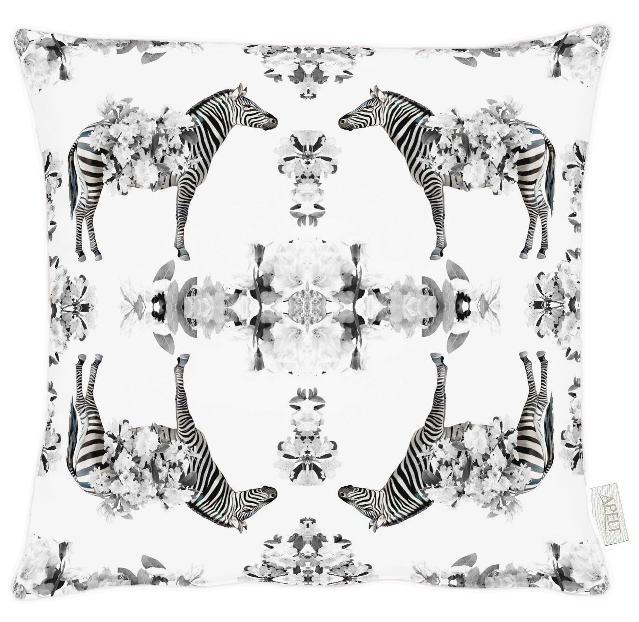 Kissenhüllen »Zebra«, TOM TAILOR
