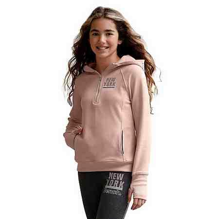 Mädchen: Sweatshirts & -jacken