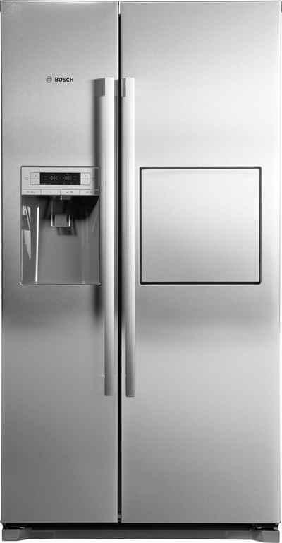 Kühlschrank mit Eiswürfelspender online kaufen | OTTO | {Amerikanische kühlschränke bosch 21}