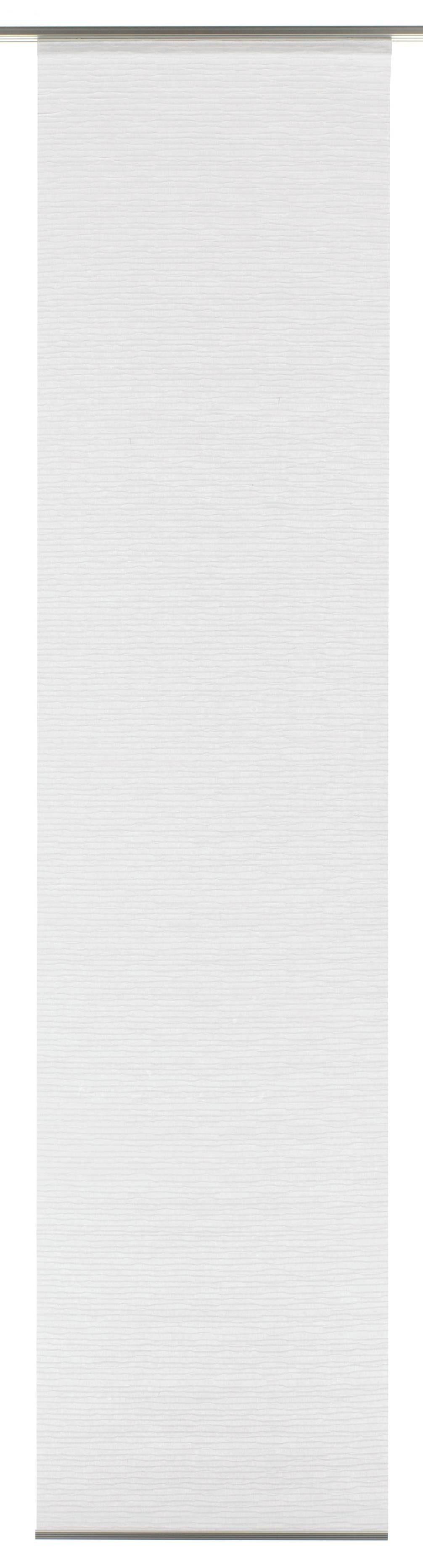 Erstaunlich Schiebegardine, Gardinia, »Crush«, mit Klettband, 60 cm breit (1  KA51