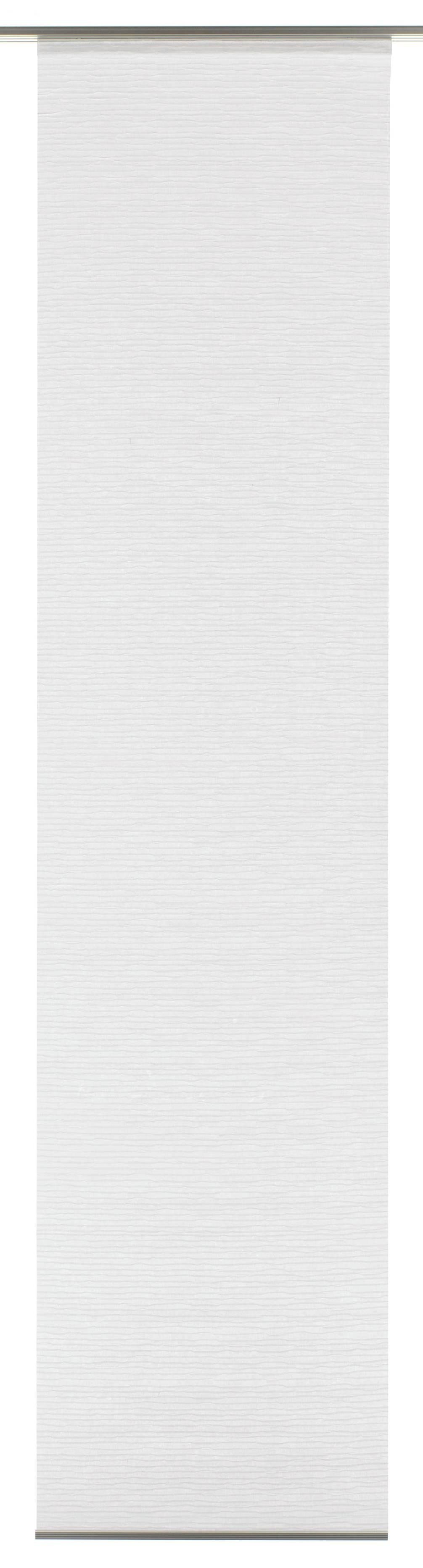 Schiebegardine, Gardinia, »Crush«, mit Klettband, 60 cm breit (1 Stück ohne Zubehör)