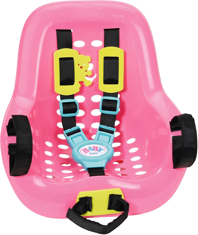 Zapf Creation Puppenzubehör, »BABY born® Play&Fun Fahrradsitz«