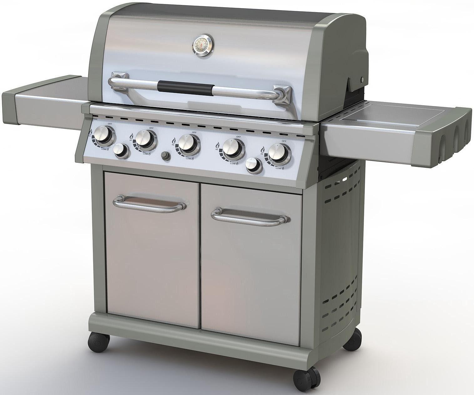 Drehspieß Für Gasgrill Jamie Oliver : El fuego gasgrill bellevue« online kaufen otto