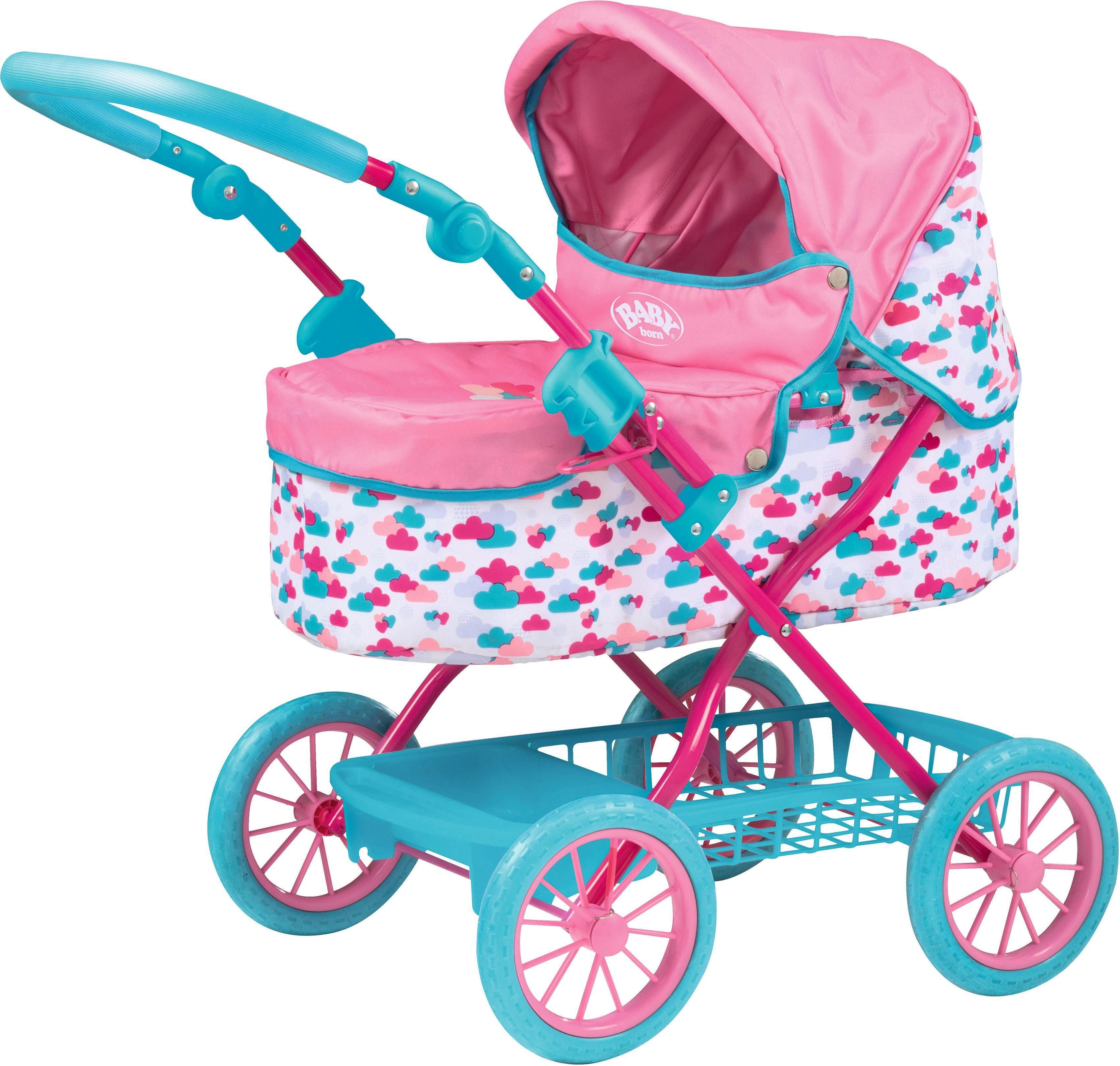 Zapf Creation Puppenwagen, »BABY born® Roamer Pram«