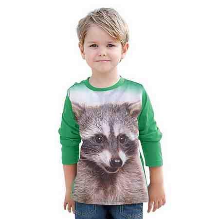 Kids (Gr. 92 - 146): Shirts: Langarmshirts