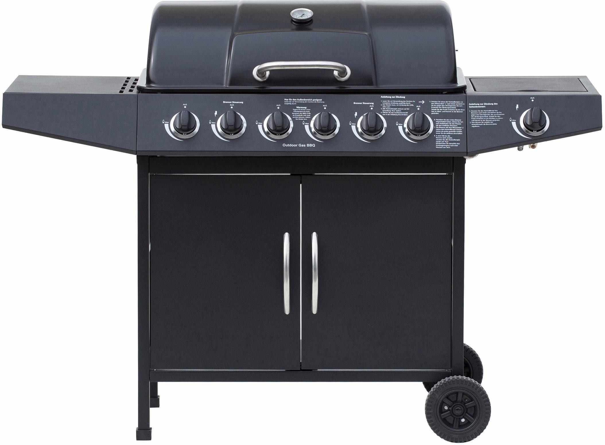 Rösle Gasgrill Gourmet G3 Preis : El fuego gasgrill brenner dayton« kaufen otto