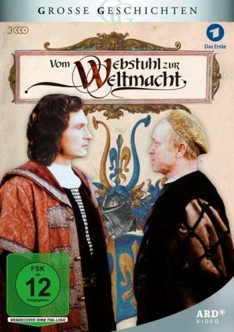 DVD »Grosse Geschichten - Vom Webstuhl zur...«