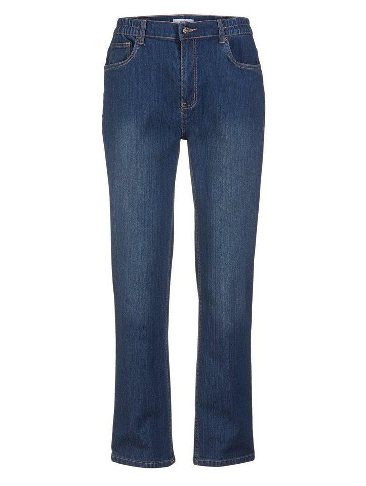 Roger Kent 5-Pocket Jeans mit seitlichem Dehnbund   OTTO 4353a8b326