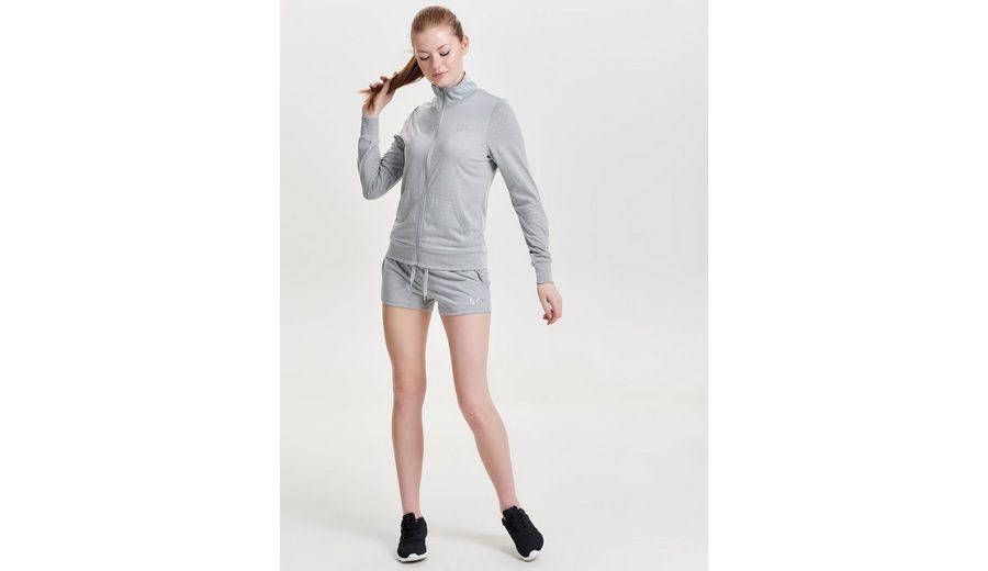 Only Play Einfarbiges Sweatshirt Freies Verschiffen Größte Lieferant Billiges Outlet-Store Gute Qualität Auslass Sast Steckdose Neuesten Rkpxw7j