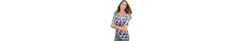 Collection L. Shirt mit paspeliertem Rundhals-Ausschnitt Große Überraschung Verkauf Online Ebay Zum Verkauf 0qKiVzAxkx