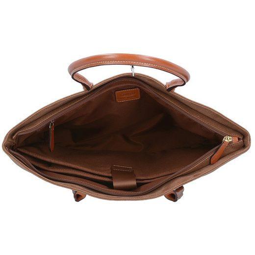 Brics Life Briefcase 39 Cm Laptop Compartment