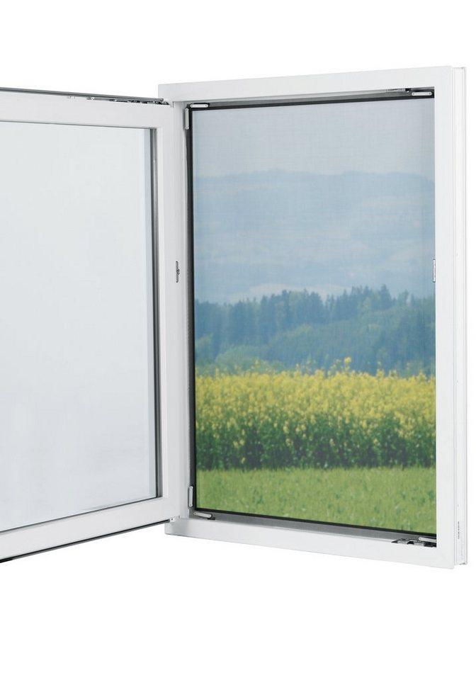 easymaxx fenster moskitonetz magnetbefestigung 150x130cm online kaufen otto. Black Bedroom Furniture Sets. Home Design Ideas