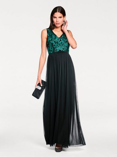 ASHLEY BROOKE by Heine Abendkleid mit Stickerei