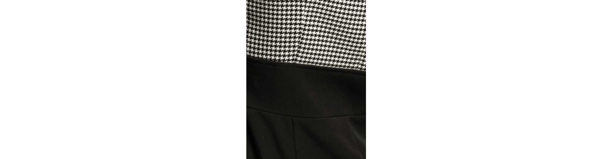 Manchester Großer Verkauf Zum Verkauf ASHLEY BROOKE by Heine Bodyform-Etuikleid mit Pepita-Dessin Die Günstigste Günstig Online Günstige Top-Qualität Online Zum Verkauf dfVtX
