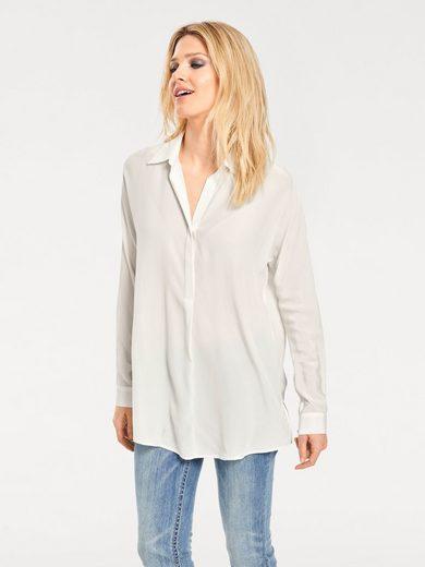 Rick Cardona By Heine Oversized-blouse In Silk