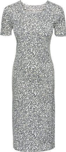 Classic Basics Kleid mit Gehschlitz hinten