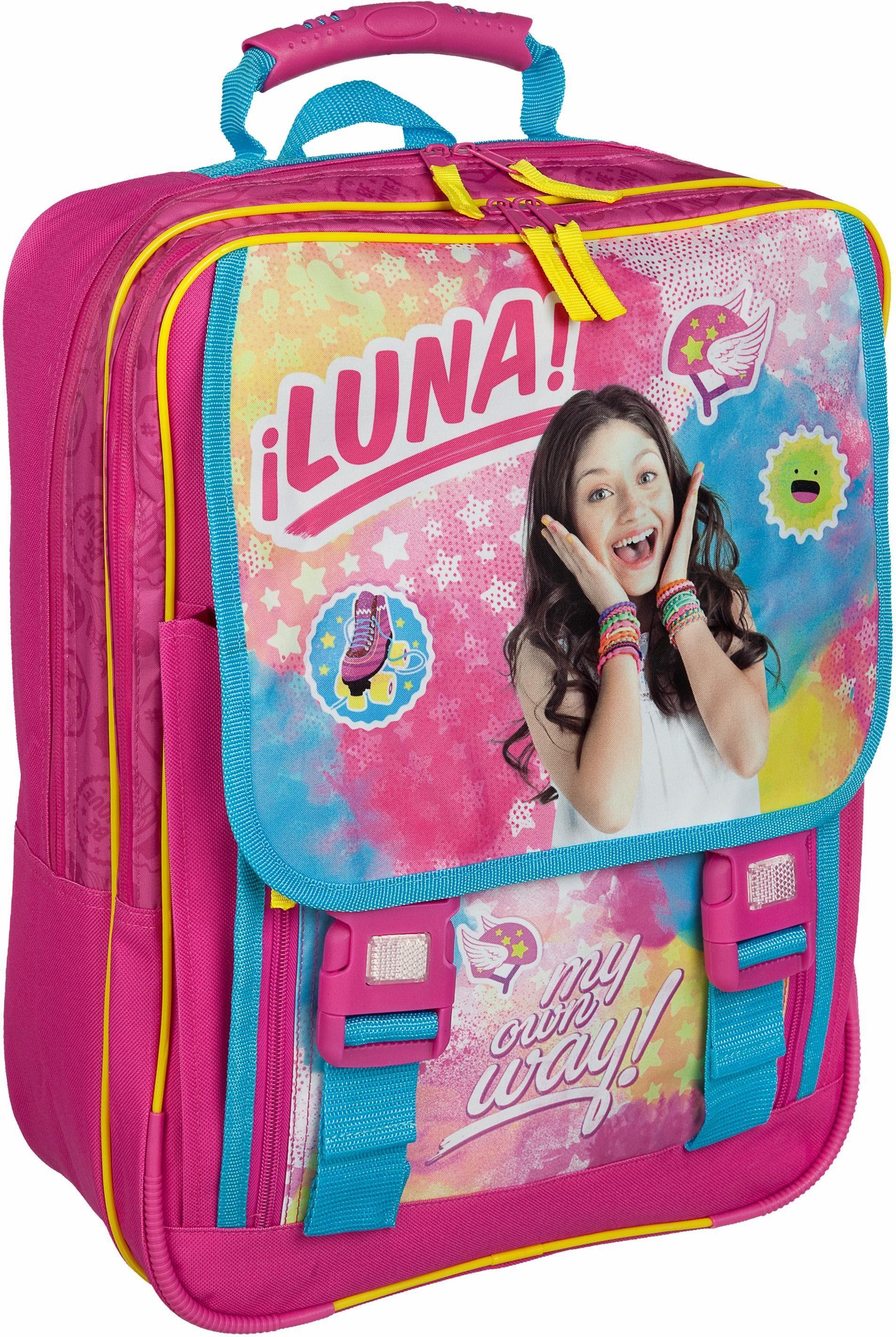 Undercover Schulrucksack groß , »Disney Soy Luna«