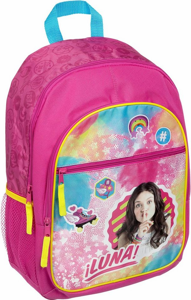 undercover schulrucksack disney soy luna otto. Black Bedroom Furniture Sets. Home Design Ideas