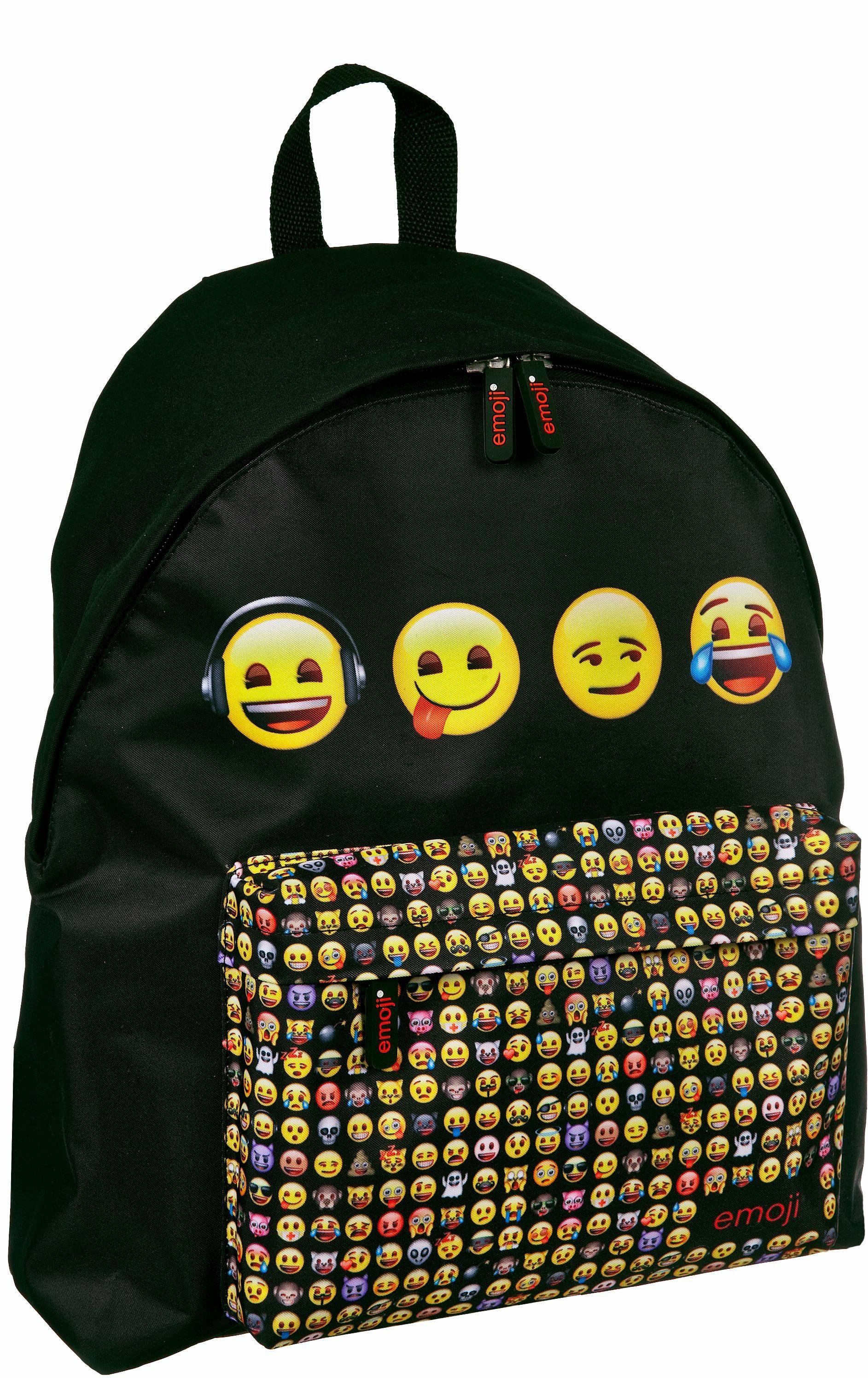 Undercover Freizeitrucksack mit Laptopfach, »Rucksack Daypack Emoji«