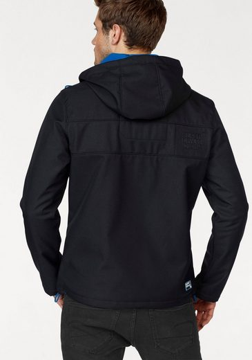 Superdry Softshelljacke HOODED WINDTREKKER