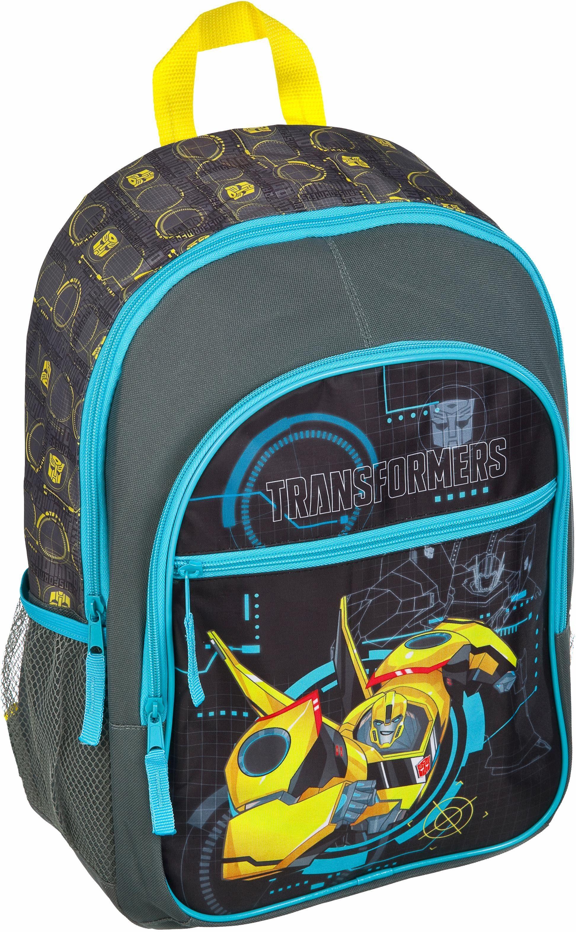 Undercover Schulrucksack, »Transformers«