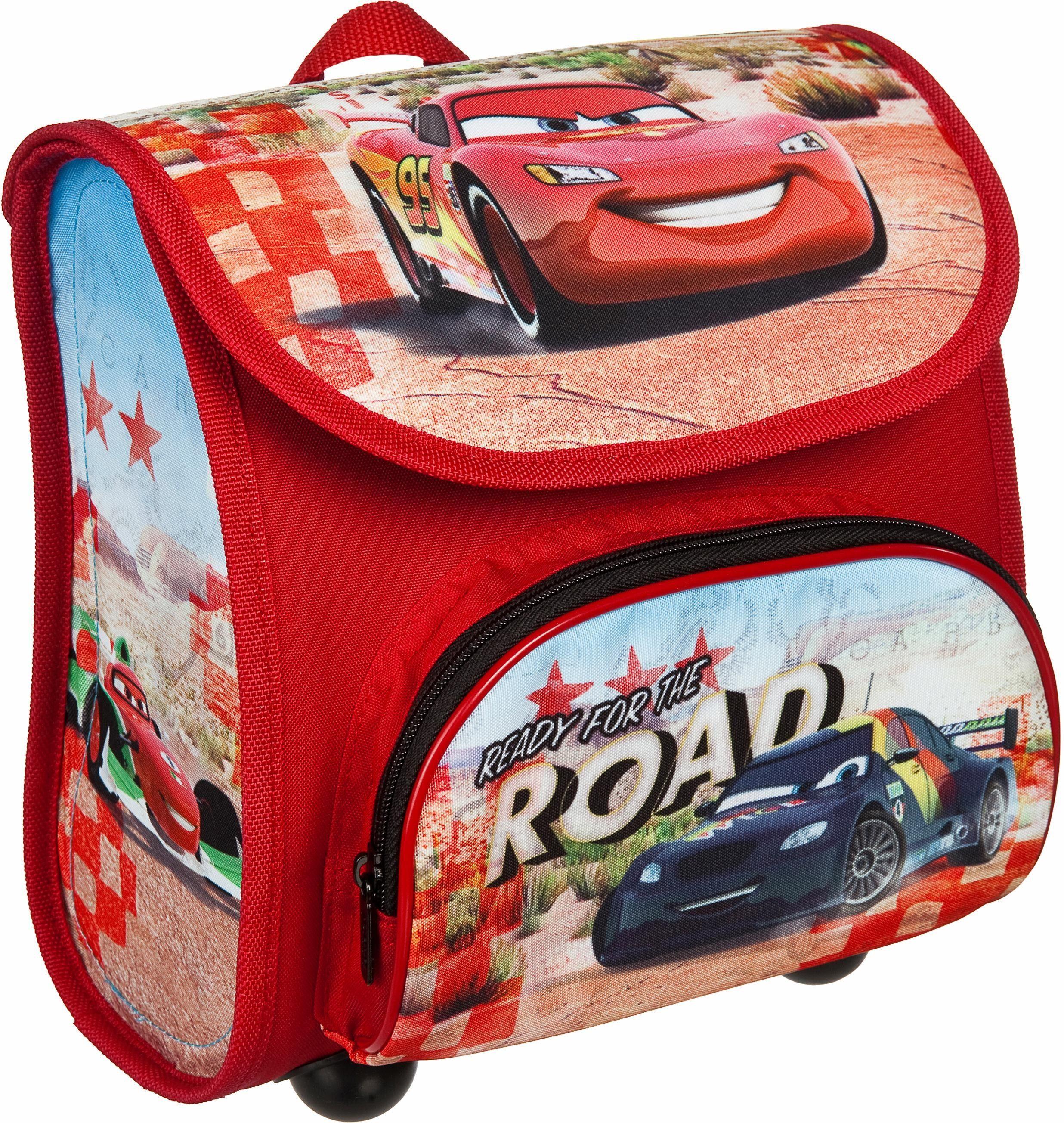 Scooli Schulranzen, »Cutie Vorschulranzen Disney Pixar Cars«