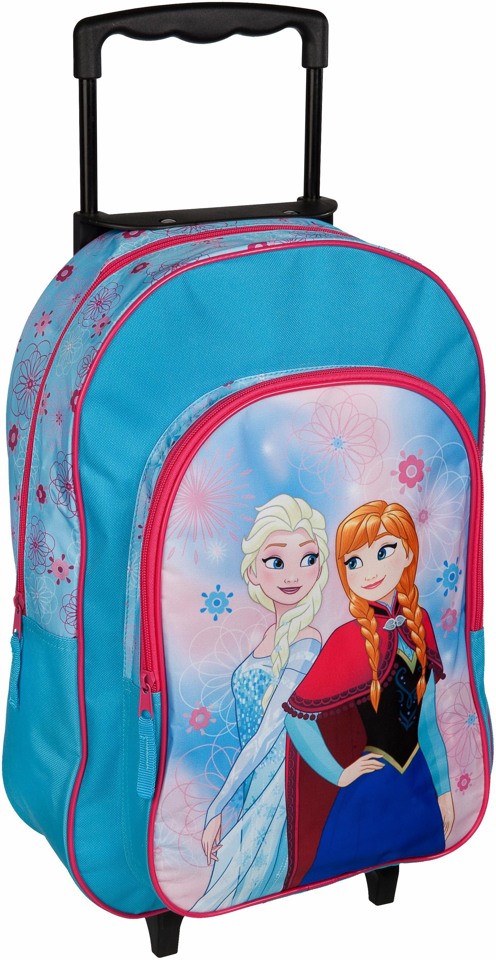 Undercover Kindertrolley mit 2 Rollen, »Trolley Disney Frozen«
