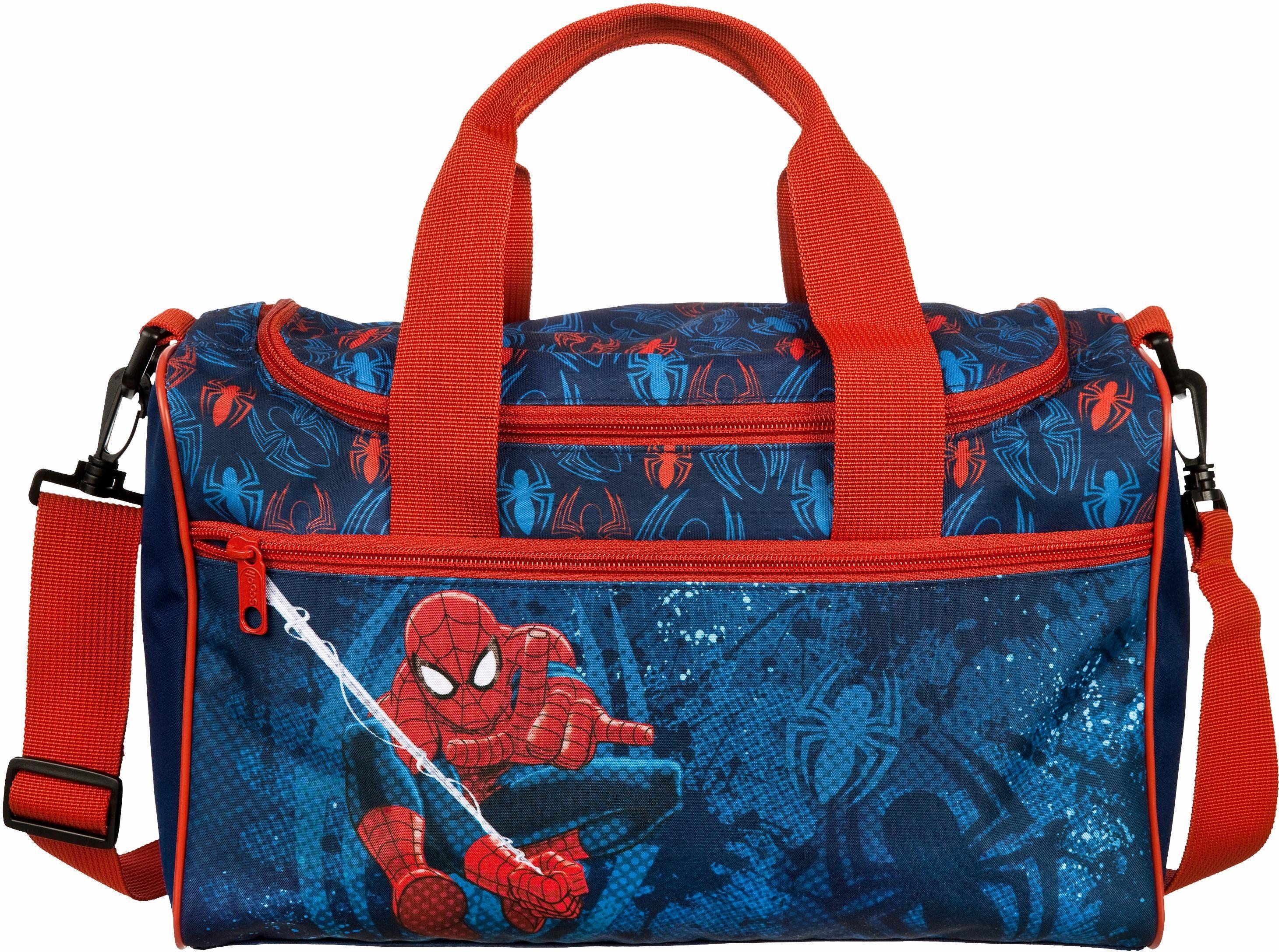 Scooli Sporttasche, »Spiderman«