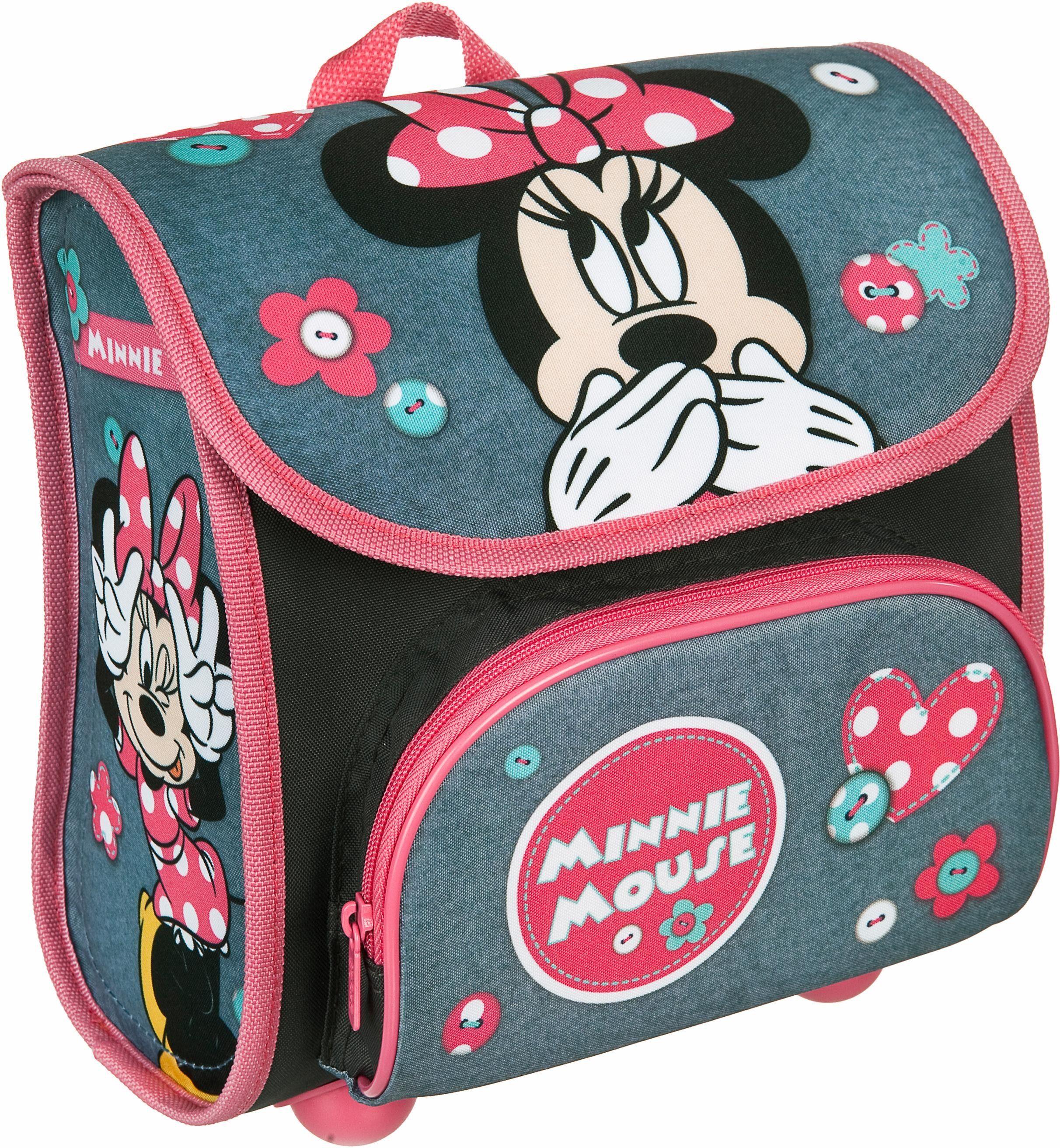 Scooli Schulranzen, »Cutie Vorschulranzen Disney Minnie Mouse«