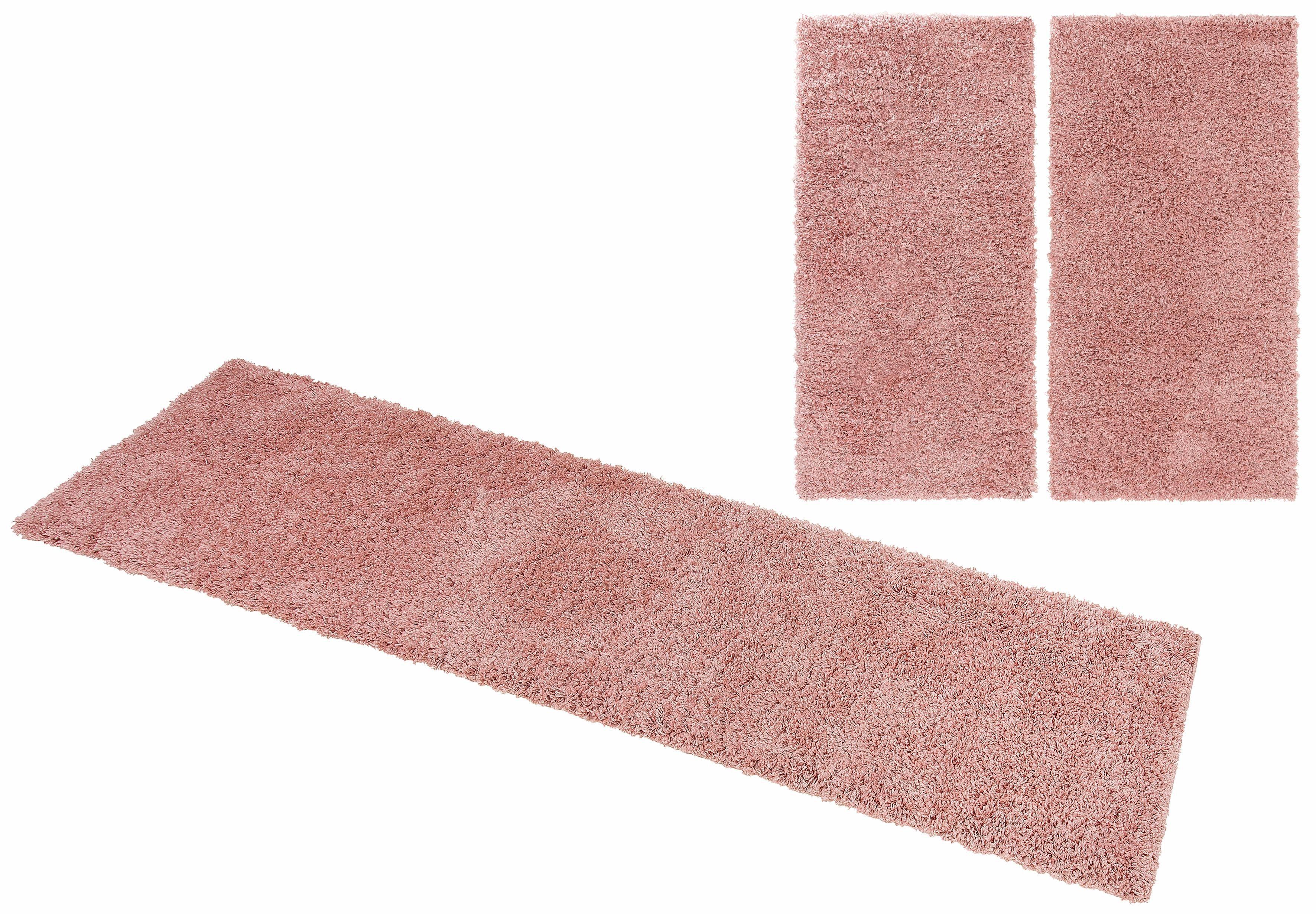 Teppich läufer rosa harzite