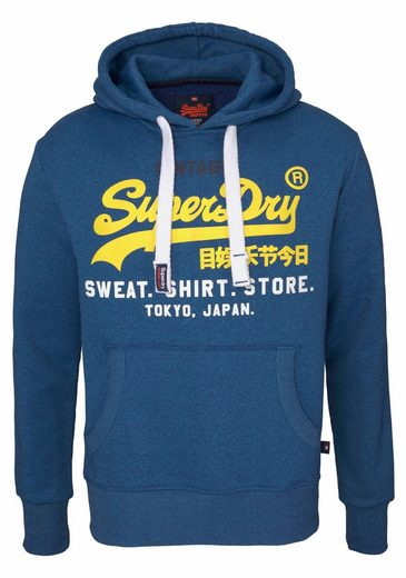 Superdry Kapuzensweatshirt SWEAT SHIRT STORE TRI HOOD