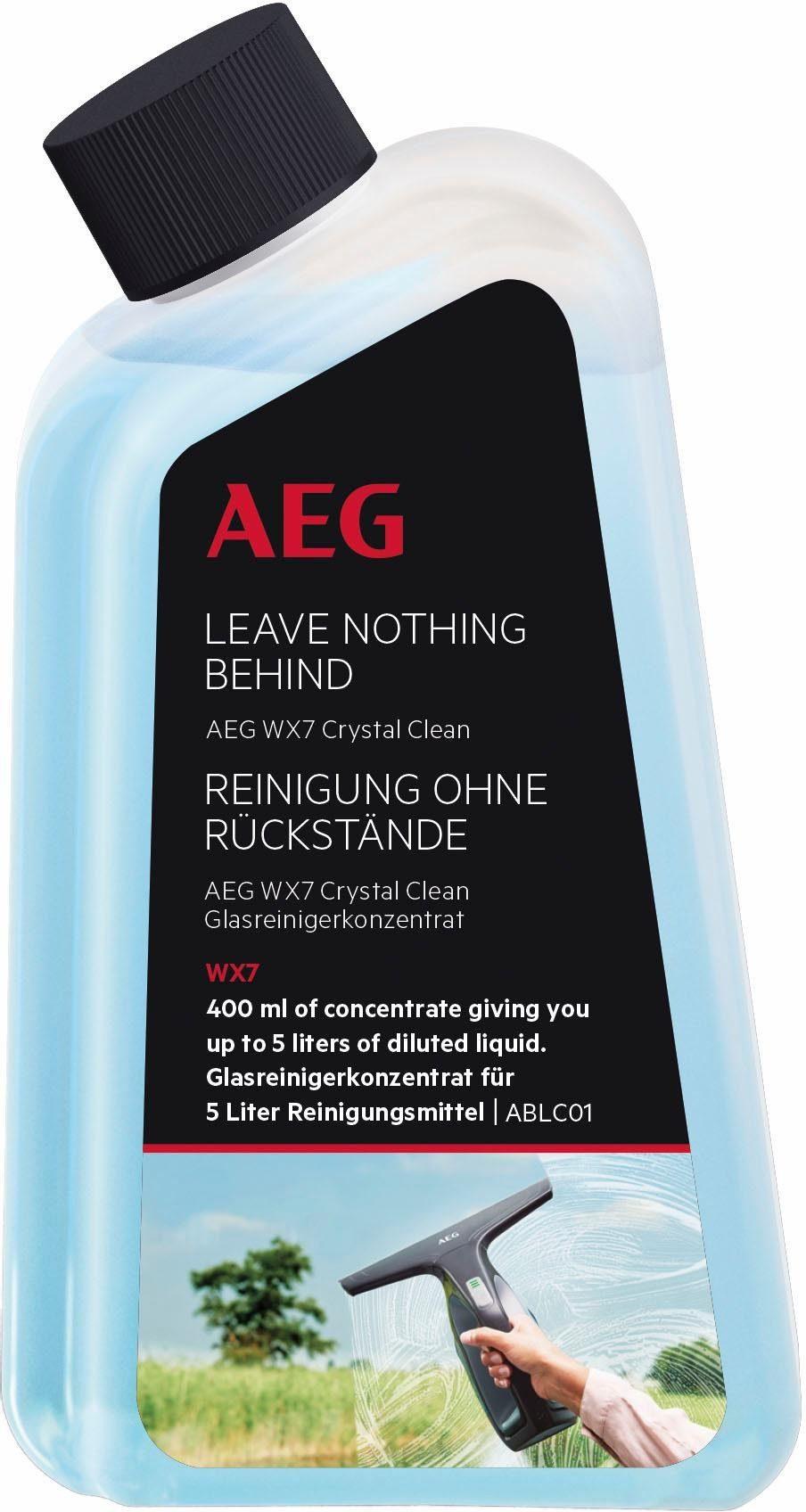 AEG Glasreinigerkonzentrat AEG ABLC01 WX7