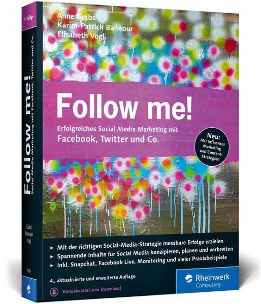 Broschiertes Buch »Follow me!«