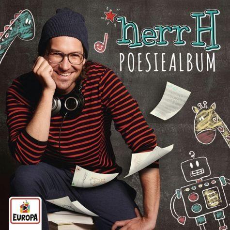 Audio CD »herrH: Poesiealbum«
