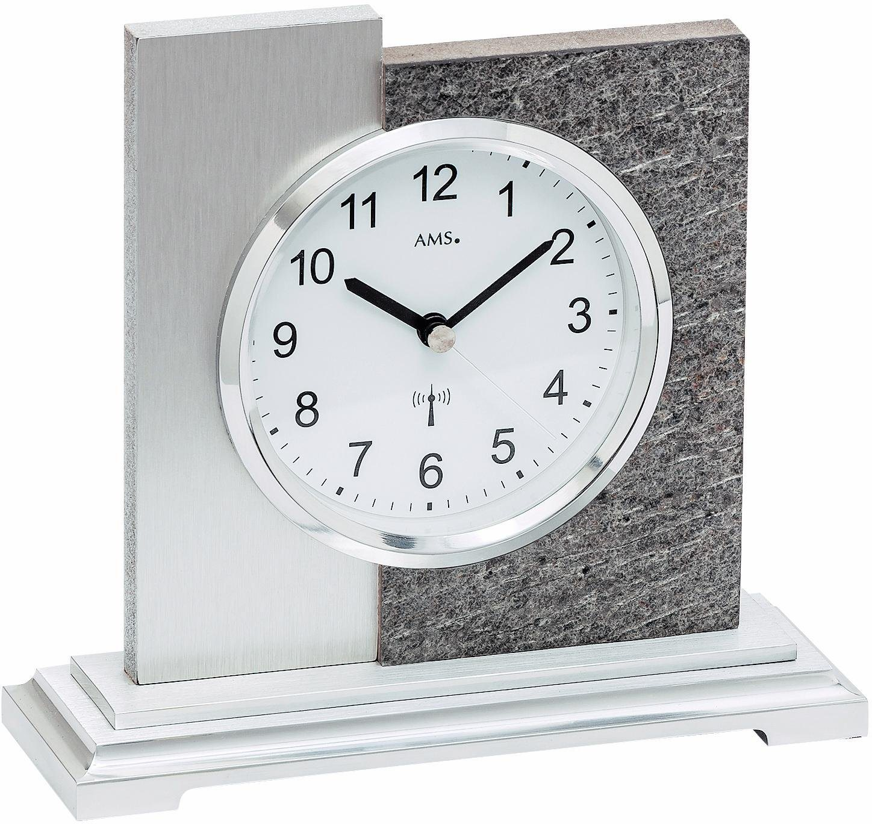 AMS Funk-Tischuhr, »F5150« | Dekoration > Uhren > Standuhren | Holz | AMS