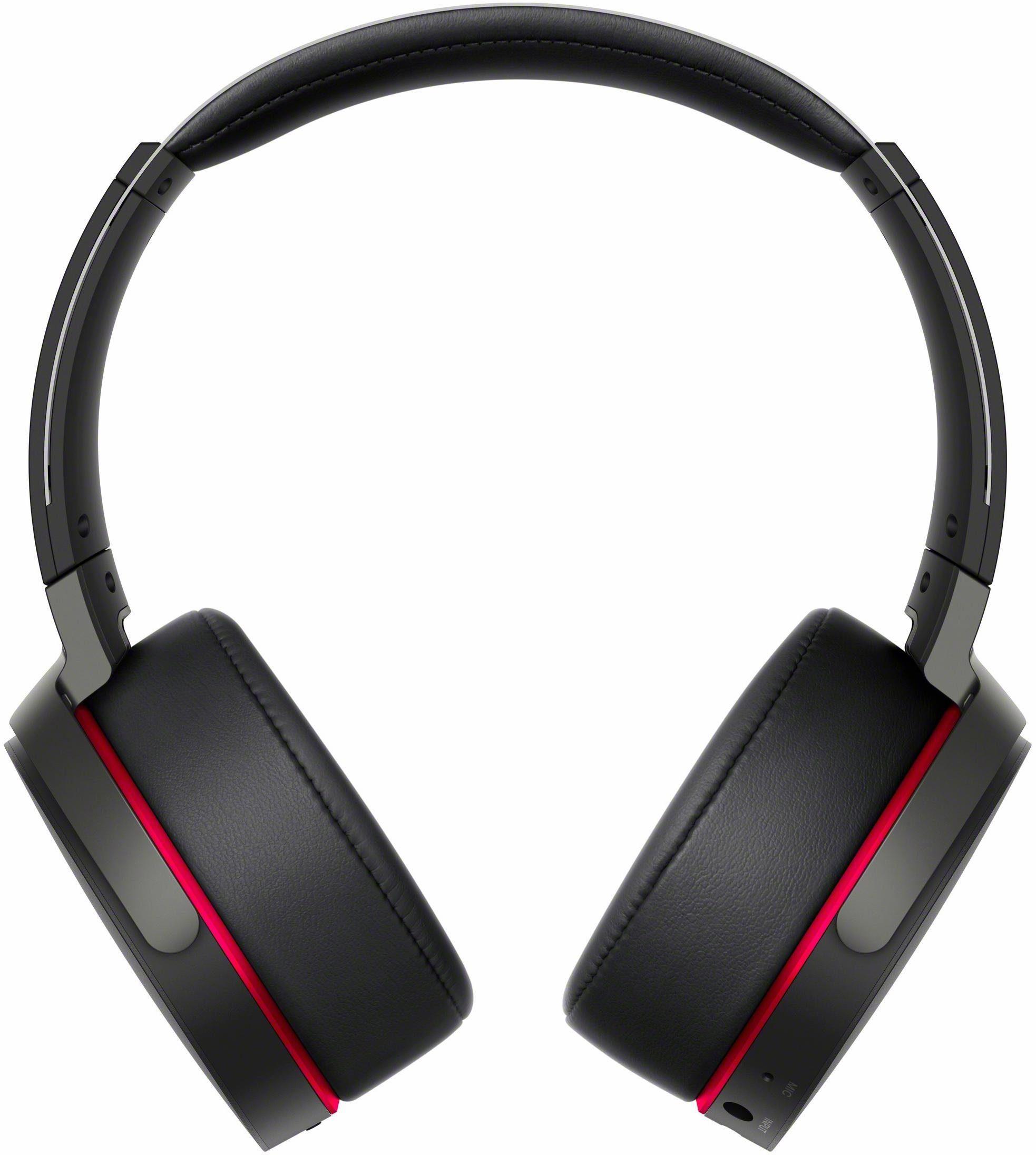 Sony Bluetooth On-Ear Kopfhörer mit EXTRA BASS »MDR-XB950B1«