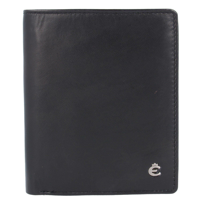 Esquire Harry Geldbörse Leder 9 cm
