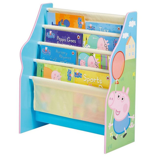 Regale - WORLDS APART Bücherregal, Peppa Pig  - Onlineshop OTTO