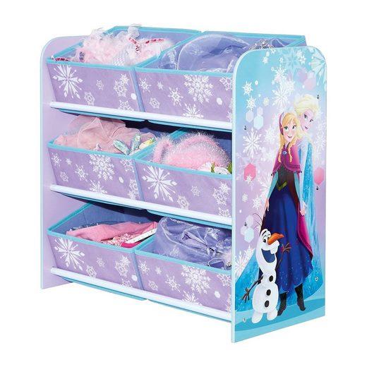 WORLDS APART 6-Boxen Regal, Frozen