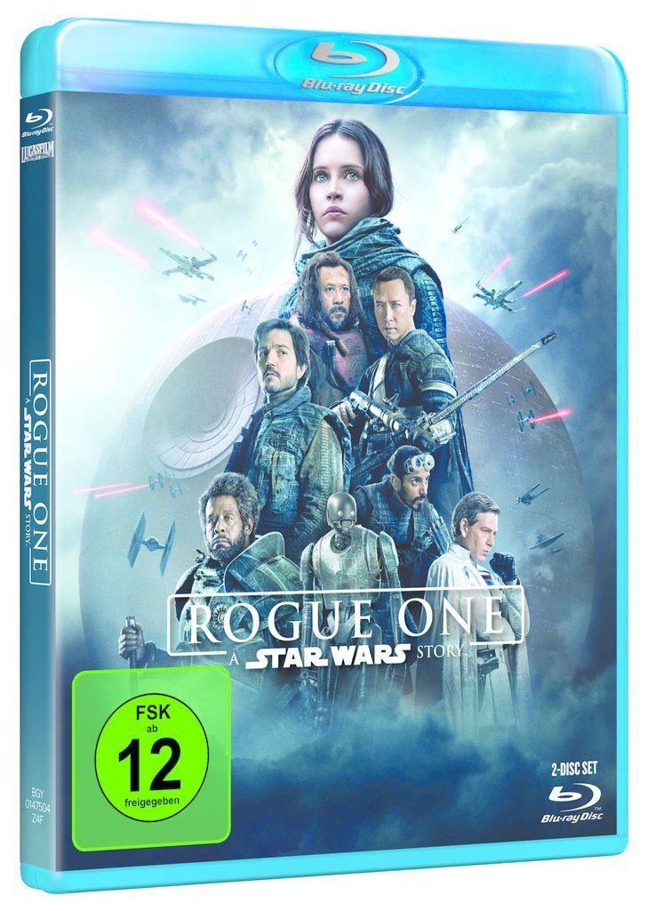 Disney BLU-RAY Film »Rogue One - A Star Wars Story«
