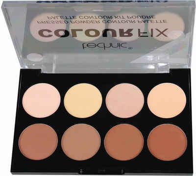 technic Contouring-Palette »Colour Max Contour 2«, 8-tlg., 8 Farben