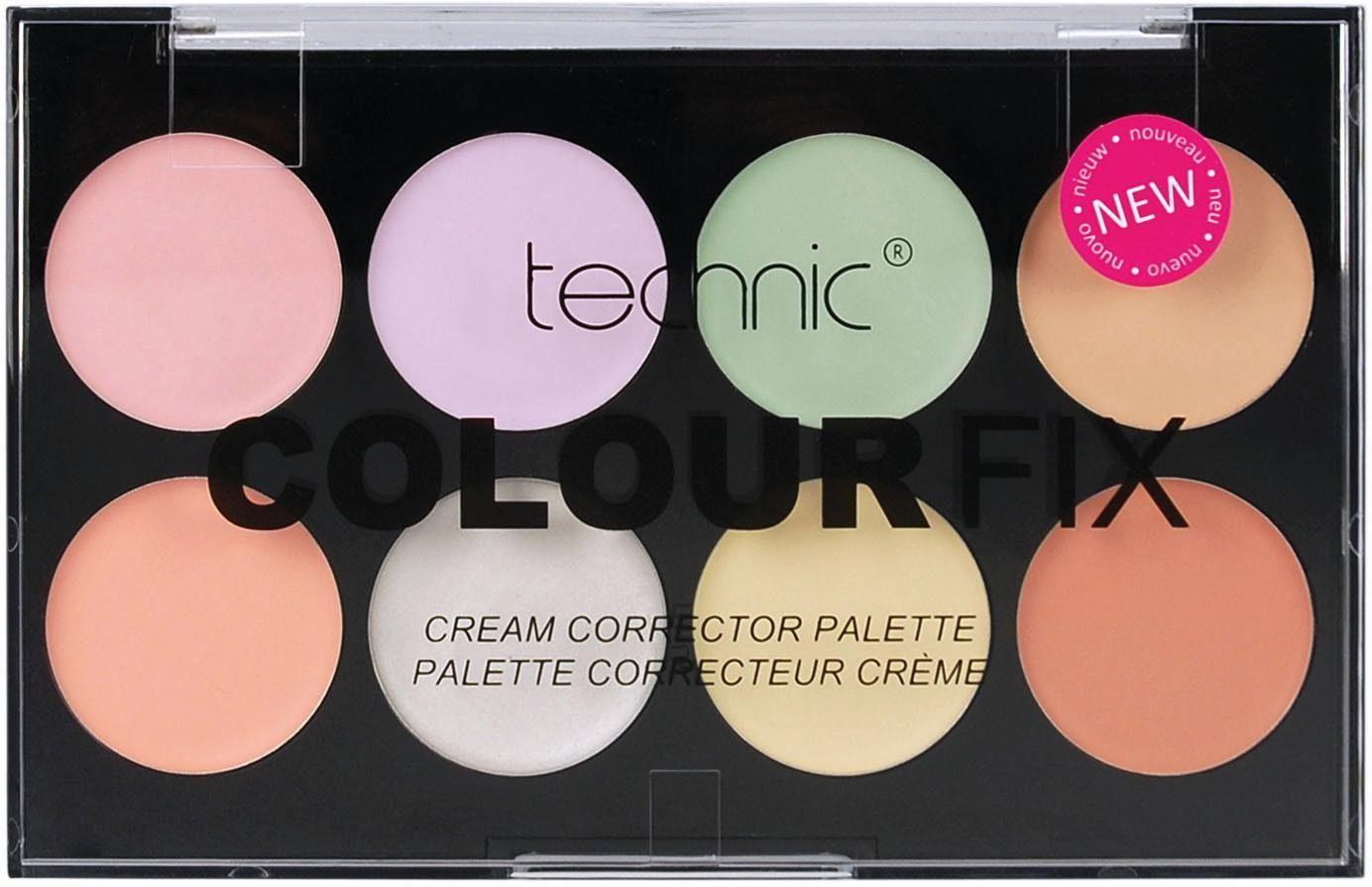 technic, »Colour Fix Cream Corrector«, Concealer-Palette