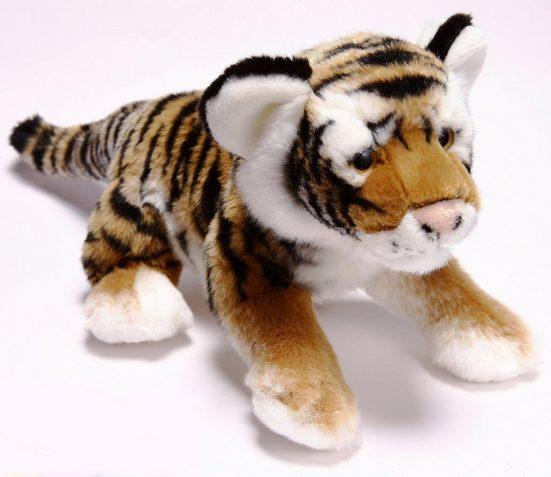 Heinrich Bauer Plüschfigur »Tiger liegend, ca. 36 cm«