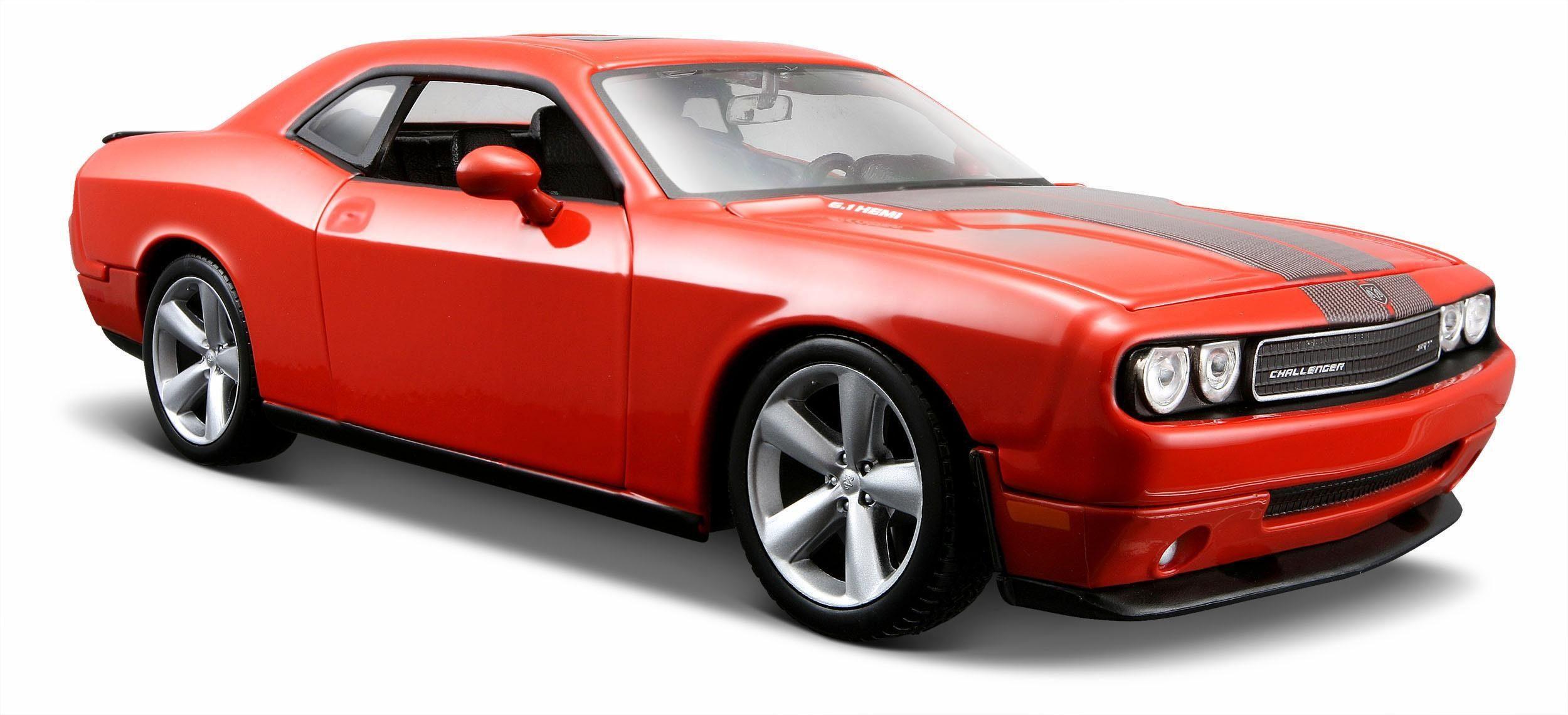 Maisto® Sammlerauto, »Dodge Challenger SRT8 08, 1:24, orange«
