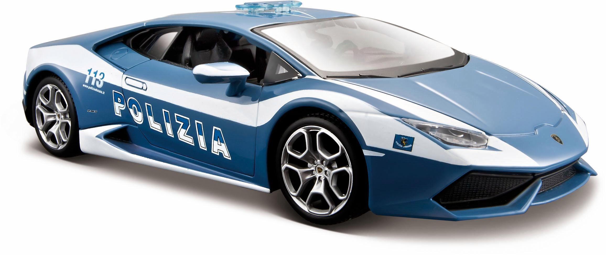 Maisto® Sammlerauto, »Lamborghini Huracan LP610-4 Policia, 1:24«
