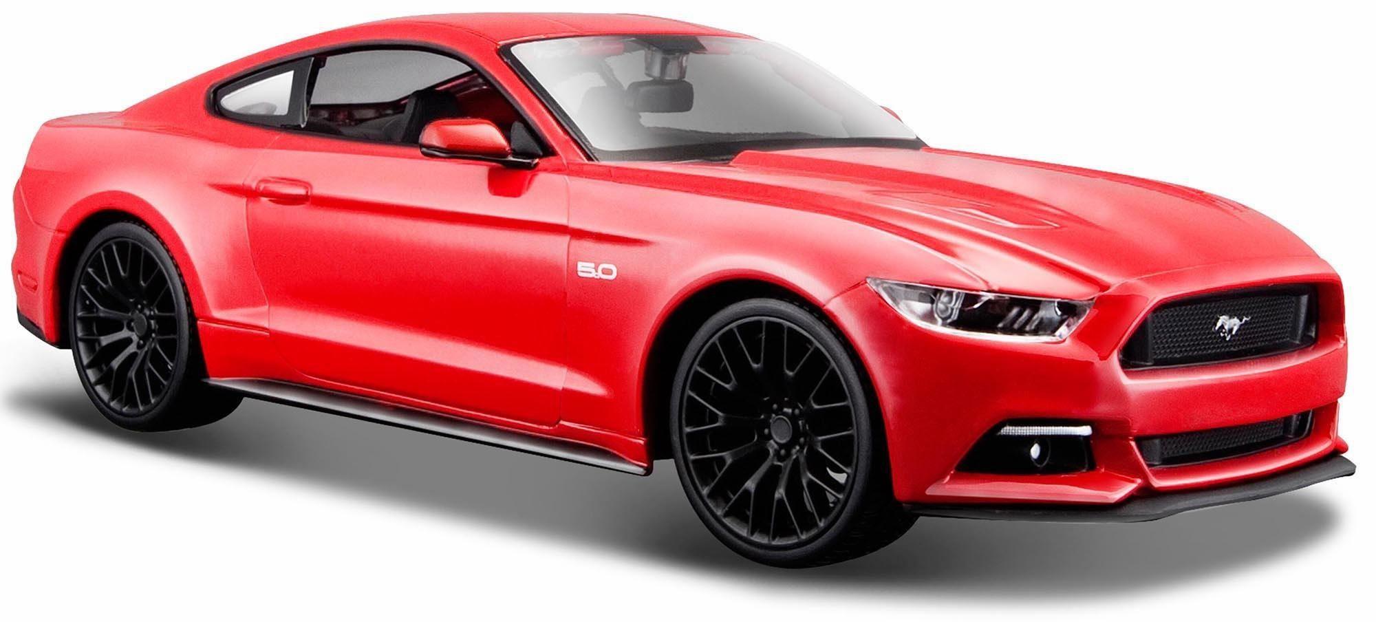 Maisto® Sammlerauto, »Ford Mustang GT 15, 1:24, rot«