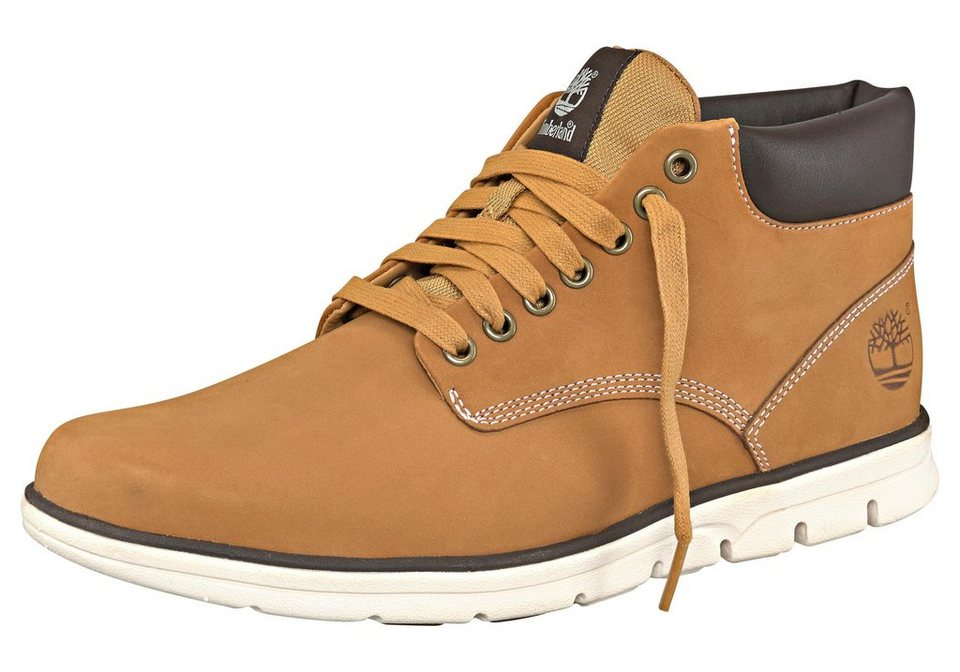 84d2b10400758 Timberland »Bradstreet Chukka Leather« Sneaker